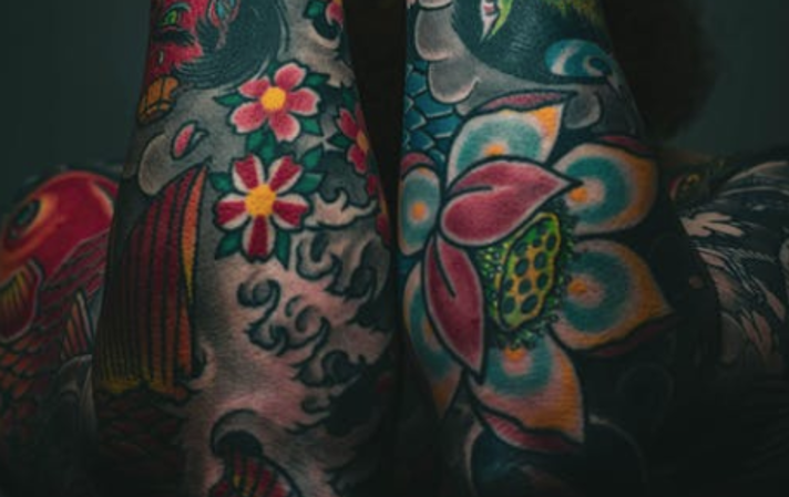 Flowers for Tattoos